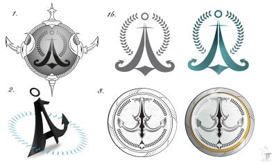 Anchor logos